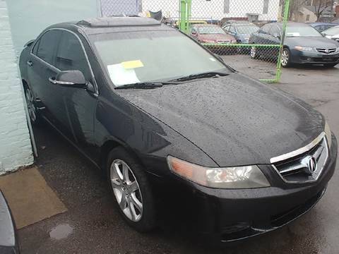 2004 Acura TSX for sale at Polonia Auto Sales and Service in Hyde Park MA