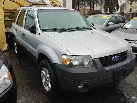 2005 Ford Escape for sale at Polonia Auto Sales and Service in Hyde Park MA