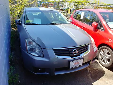 2007 Nissan Maxima for sale at Polonia Auto Sales and Service in Hyde Park MA