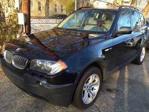 2004 BMW X3 for sale at Polonia Auto Sales and Service in Hyde Park MA