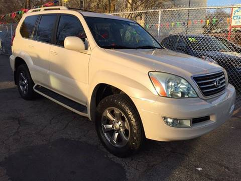 2003 Lexus GX 470 for sale at Polonia Auto Sales and Service in Hyde Park MA