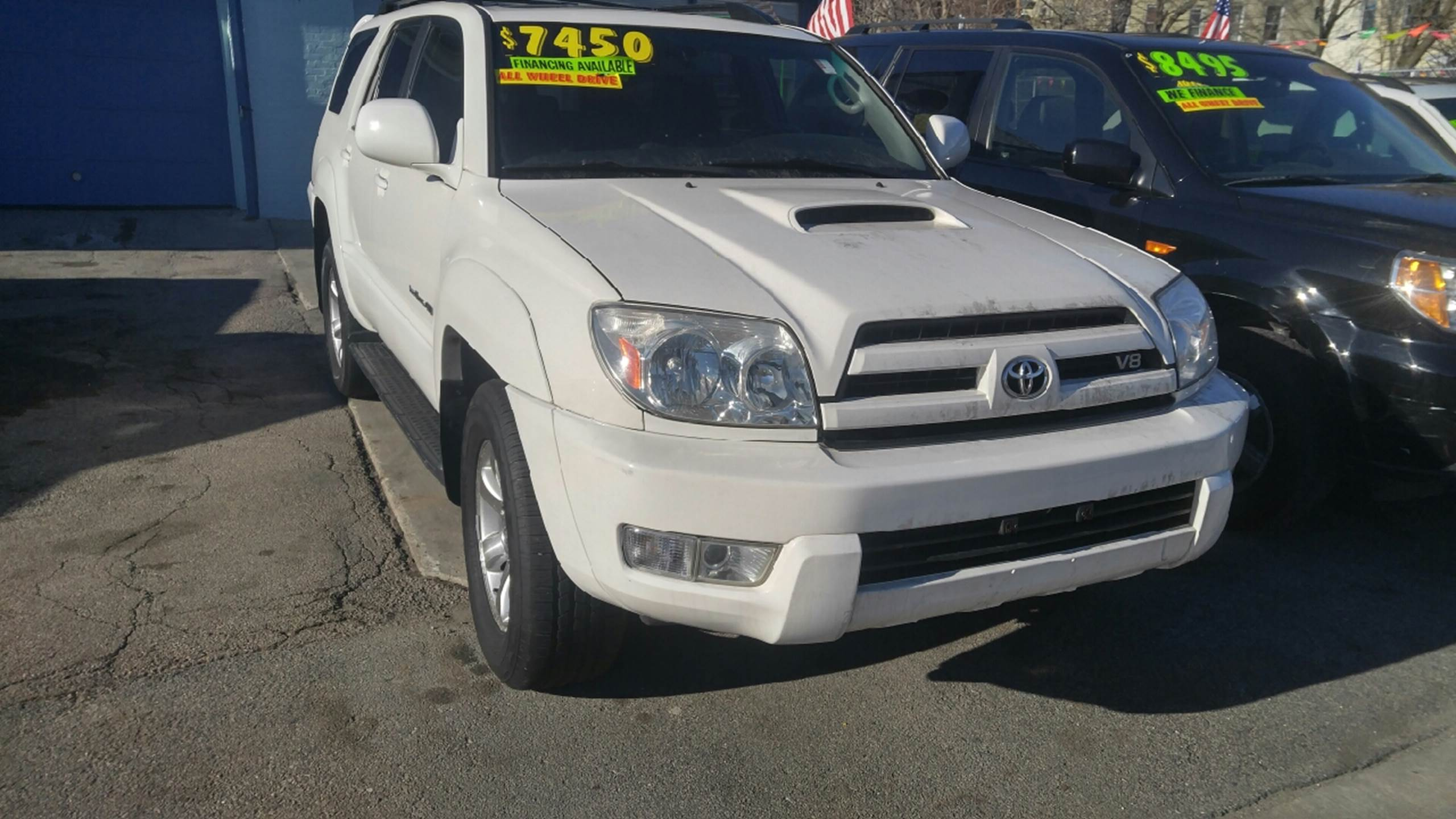 2004 Toyota 4Runner for sale at Polonia Auto Sales and Service in Hyde Park MA
