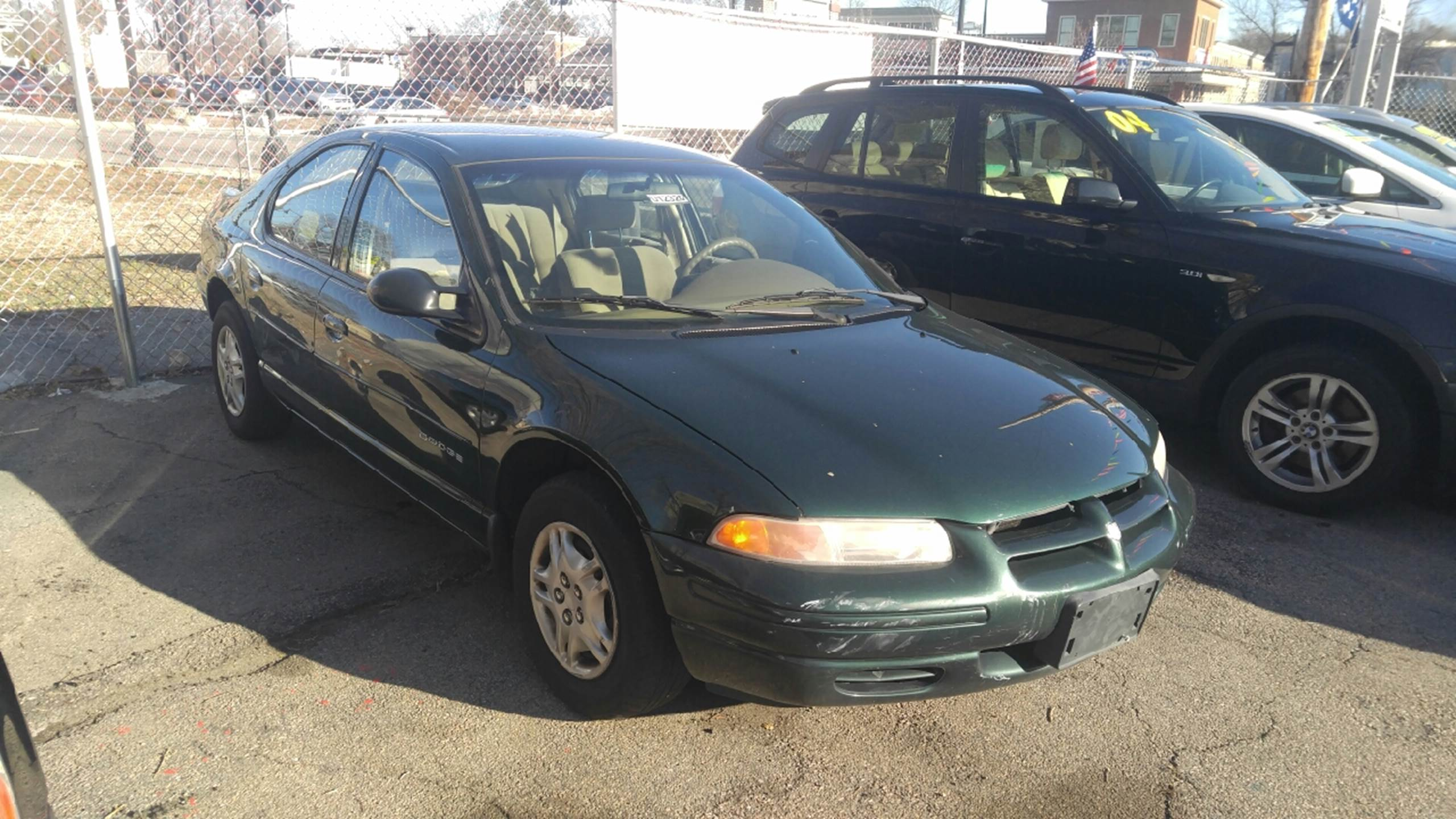 1999 Dodge Stratus for sale at Polonia Auto Sales and Service in Hyde Park MA