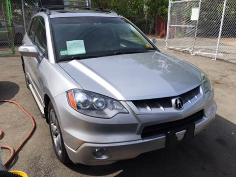 2007 Acura RDX for sale at Polonia Auto Sales and Service in Hyde Park MA