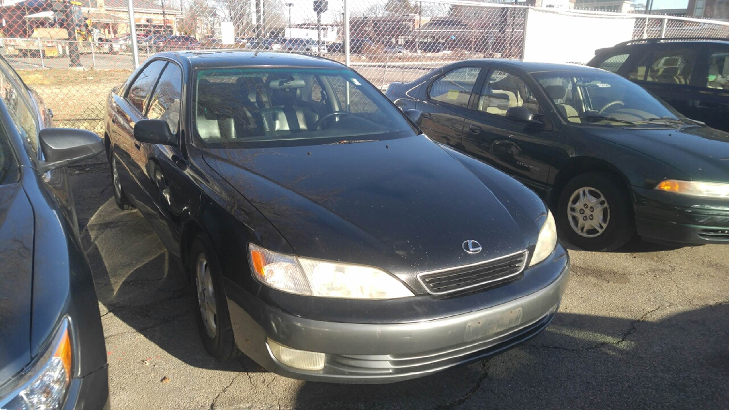 1998 Lexus ES 300 for sale at Polonia Auto Sales and Service in Hyde Park MA