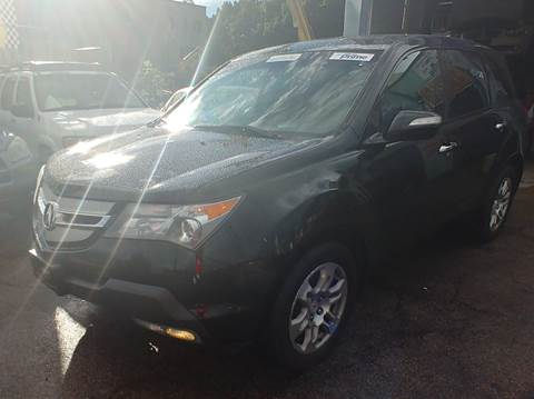 2009 Acura MDX for sale at Polonia Auto Sales and Service in Hyde Park MA