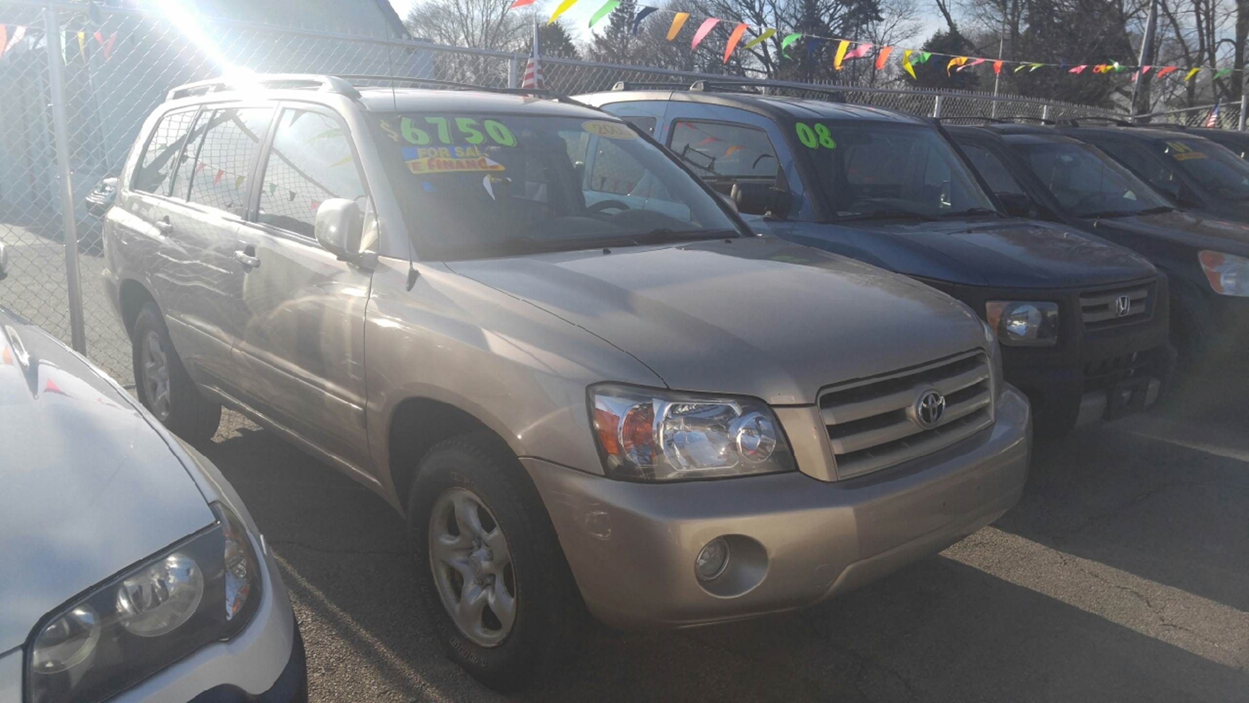 2005 Toyota Highlander for sale at Polonia Auto Sales and Service in Hyde Park MA