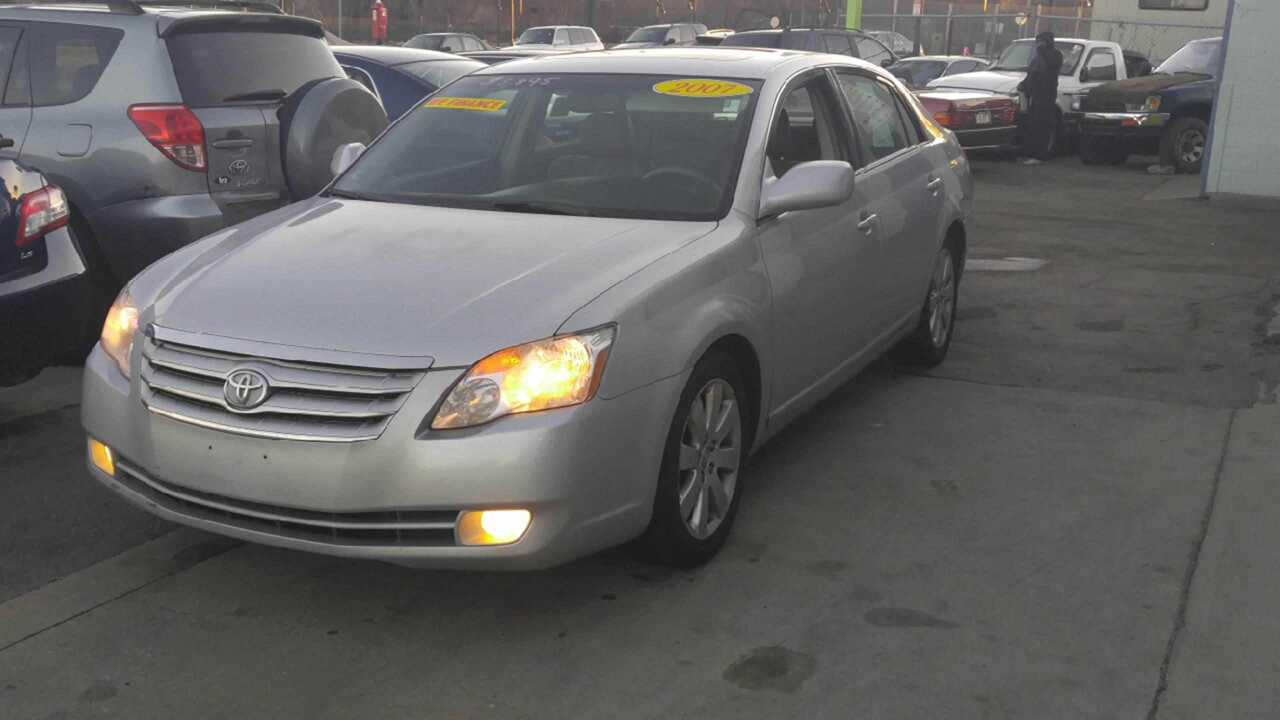2007 Toyota Avalon for sale at Polonia Auto Sales and Service in Hyde Park MA