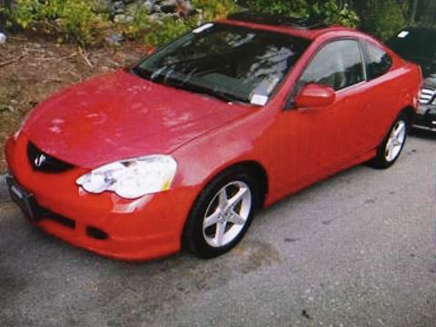 Acura RSX For Sale Carsforsalecom - Acura rsx for sale near me