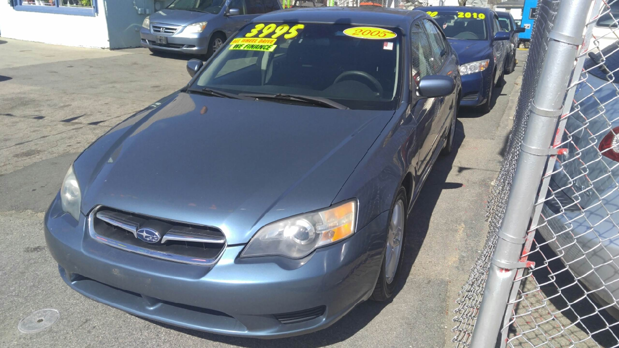 2005 Subaru Legacy for sale at Polonia Auto Sales and Service in Hyde Park MA