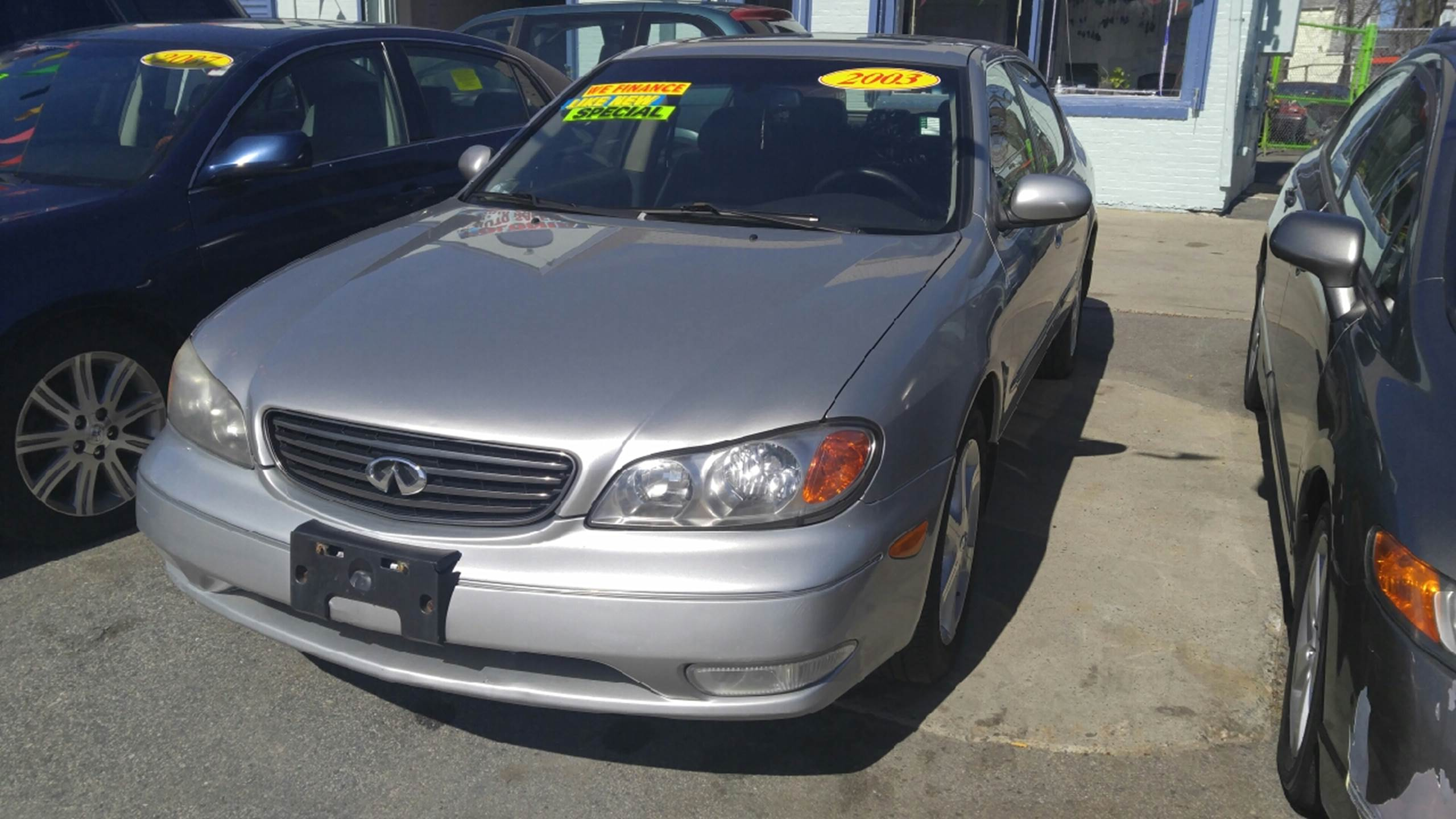 2003 Infiniti I35 for sale at Polonia Auto Sales and Service in Hyde Park MA
