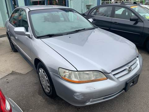 2002 Honda Accord for sale in Hyde Park, MA