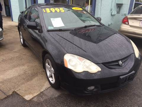 2003 Acura RSX for sale at Polonia Auto Sales and Service in Hyde Park MA