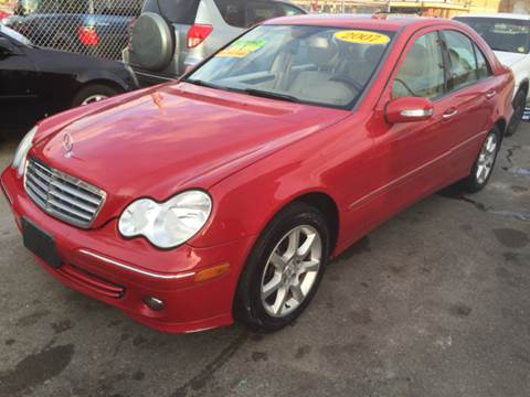 2007 Mercedes-Benz C-Class for sale at Polonia Auto Sales and Service in Hyde Park MA