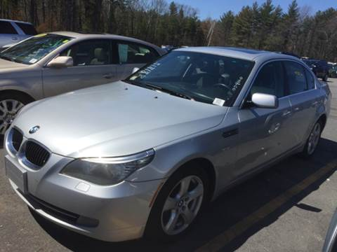 2008 BMW 5 Series for sale at Polonia Auto Sales and Service in Hyde Park MA
