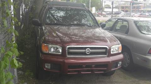2003 Nissan Pathfinder for sale at Polonia Auto Sales and Service in Hyde Park MA