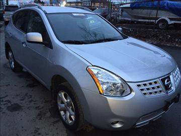 2008 Nissan Rogue for sale at Polonia Auto Sales and Service in Hyde Park MA