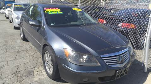 2006 Acura RL for sale at Polonia Auto Sales and Service in Hyde Park MA