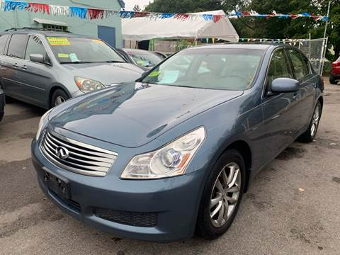 2007 Infiniti G35 for sale in Hyde Park, MA