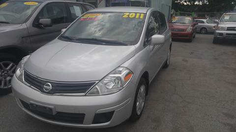 2011 Nissan Versa for sale at Polonia Auto Sales and Service in Hyde Park MA