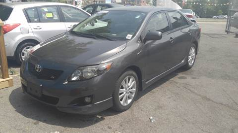 2010 Toyota Corolla for sale at Polonia Auto Sales and Service in Hyde Park MA