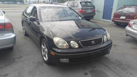 1998 Lexus GS 400 for sale at Polonia Auto Sales and Service in Hyde Park MA