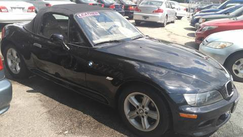 2001 BMW Z3 for sale at Polonia Auto Sales and Service in Hyde Park MA