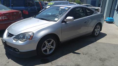 2004 Acura RSX for sale at Polonia Auto Sales and Service in Hyde Park MA
