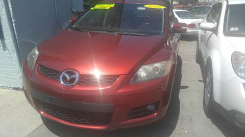 2007 Mazda CX-7 for sale at Polonia Auto Sales and Service in Hyde Park MA