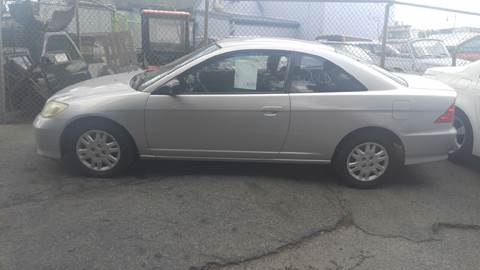 2004 Honda Civic for sale at Polonia Auto Sales and Service in Hyde Park MA