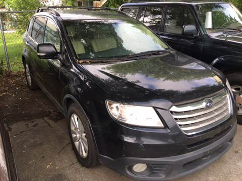 2008 Subaru Tribeca for sale at Polonia Auto Sales and Service in Hyde Park MA