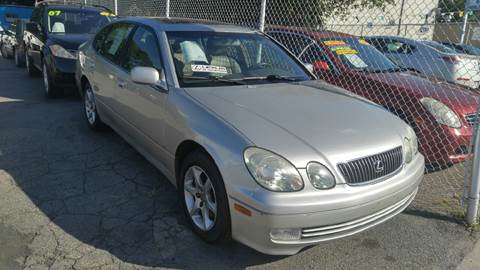 2002 Lexus GS 300 for sale at Polonia Auto Sales and Service in Hyde Park MA
