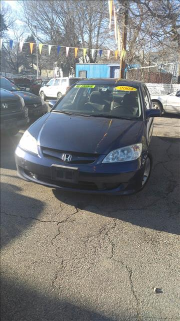 2004 Honda Civic for sale in Hyde Park, MA