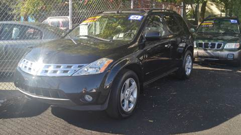2004 Nissan Murano for sale at Polonia Auto Sales and Service in Hyde Park MA