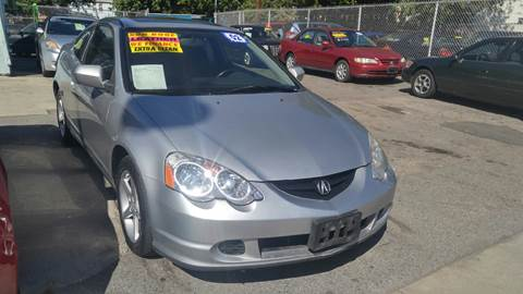 2002 Acura RSX for sale at Polonia Auto Sales and Service in Hyde Park MA