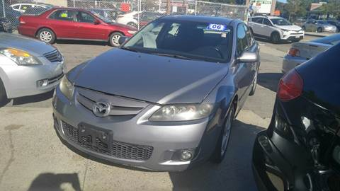 2006 Mazda MAZDA6 for sale at Polonia Auto Sales and Service in Hyde Park MA