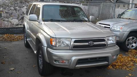 2000 Toyota 4Runner for sale at Polonia Auto Sales and Service in Hyde Park MA