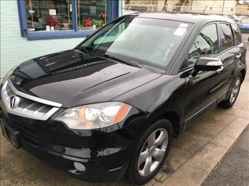 2008 Acura RDX for sale in Hyde Park, MA