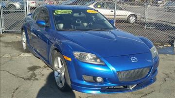 2004 Mazda RX-8 for sale at Polonia Auto Sales and Service in Hyde Park MA