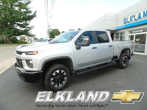 2020 Chevrolet Silverado 2500HD for sale in Elkland, PA