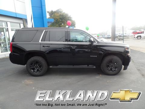 2019 Chevrolet Tahoe for sale in Elkland, PA