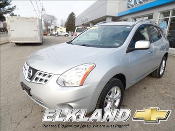 2013 Nissan Rogue for sale in Elkland, PA