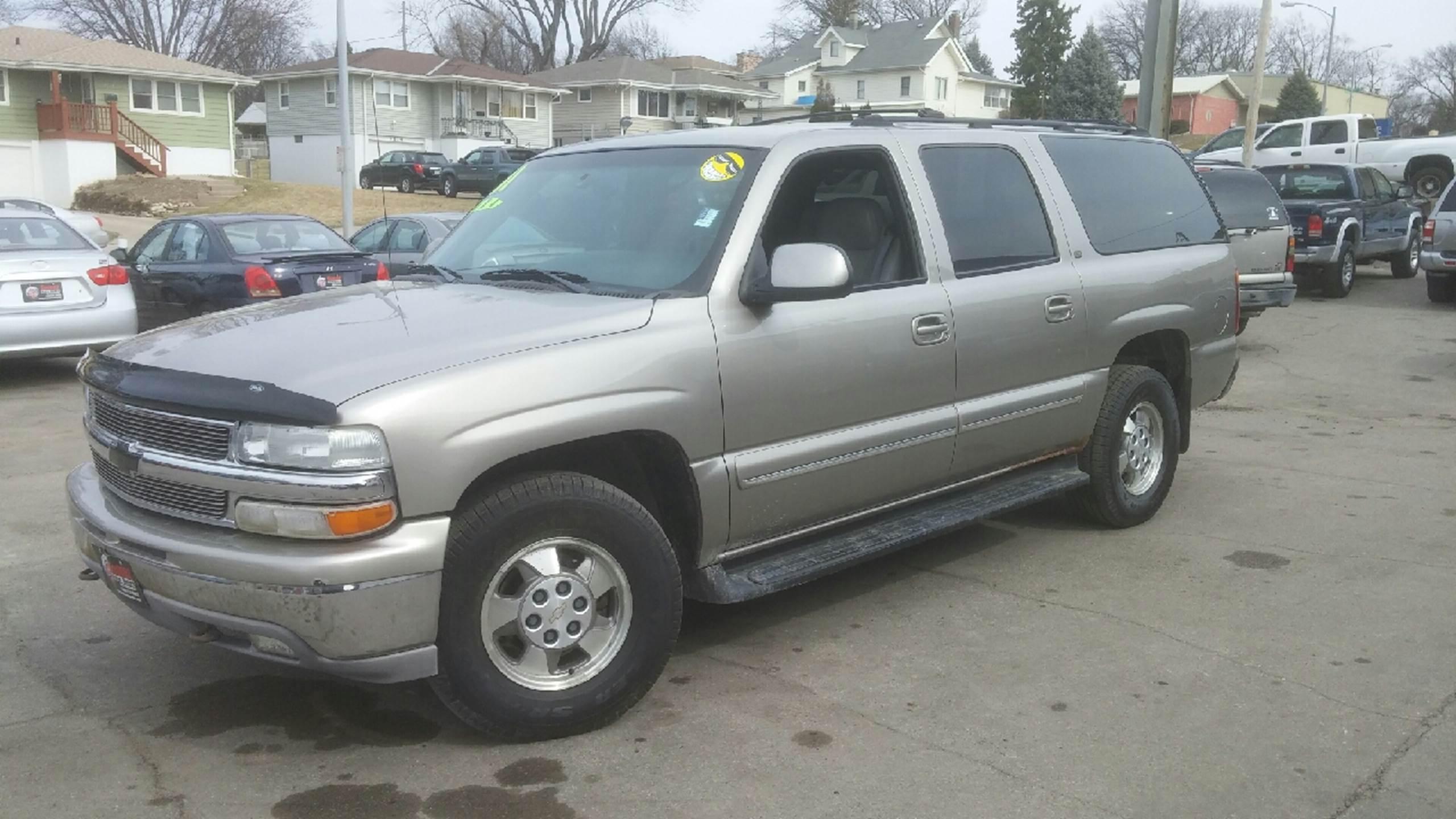 2001 Chevrolet Suburban for sale in Bellevue, NE
