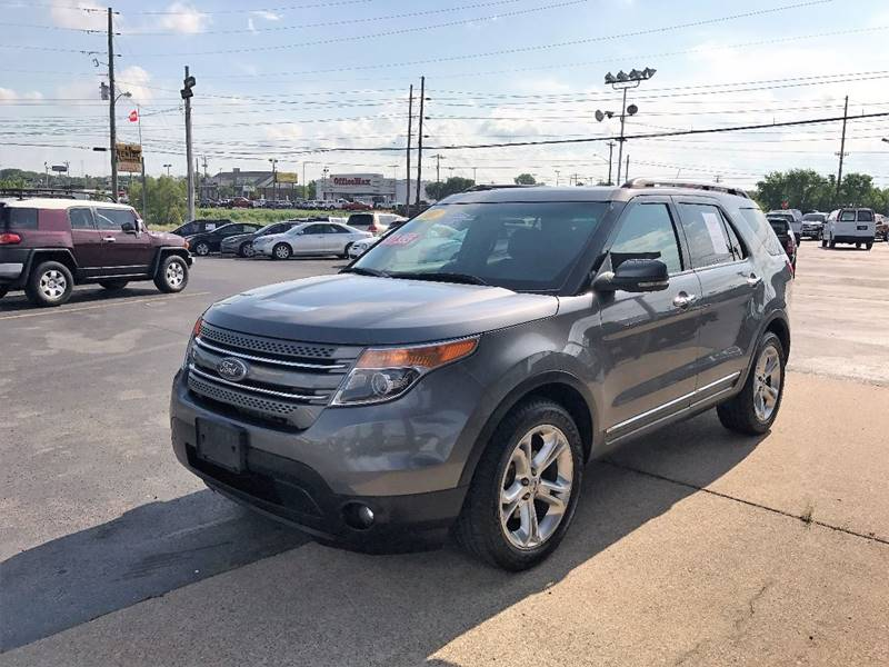 2011 Ford Explorer AWD Limited 4dr SUV - Lebanon TN