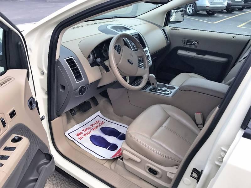 2007 Ford Edge AWD SEL Plus 4dr SUV - Lebanon TN