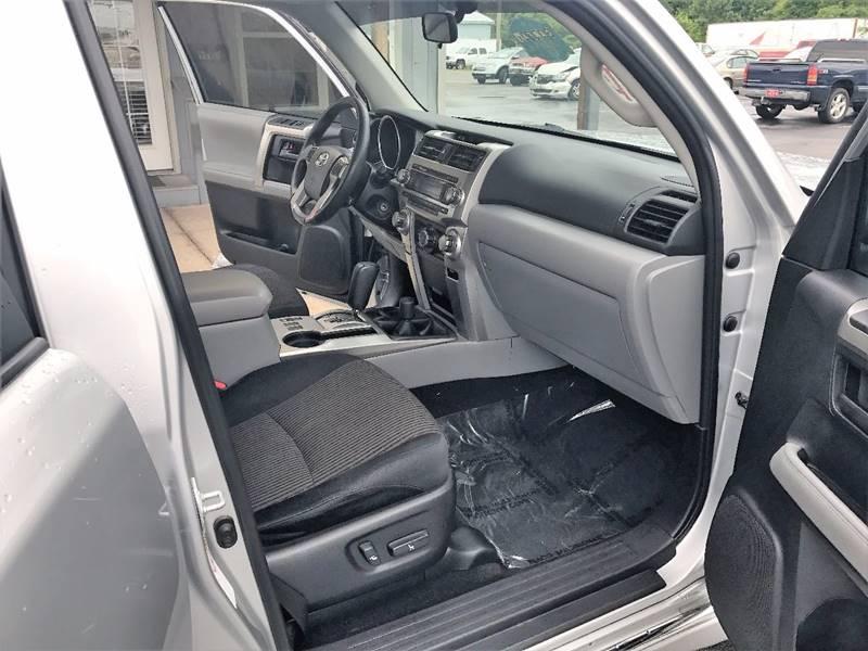 2011 Toyota 4Runner 4x4 SR5 4dr SUV - Lebanon TN