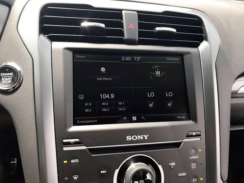 2015 Ford Fusion Hybrid Titanium 4dr Sedan - Lebanon TN