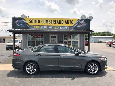 2015 Ford Fusion Hybrid for sale in Lebanon, TN