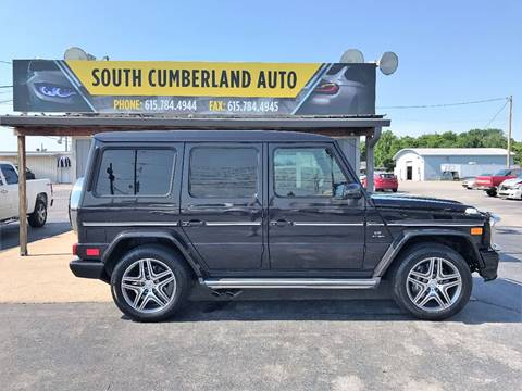 2013 Mercedes-Benz G-Class for sale in Lebanon, TN