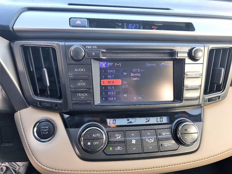 2013 Toyota RAV4 Limited 4dr SUV - Lebanon TN